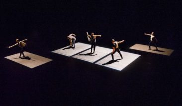 Madrid, Teatros del Canal: Russell Maliphant Company