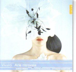 Antonio Vivaldi (1678-1741):Arie ritrovate