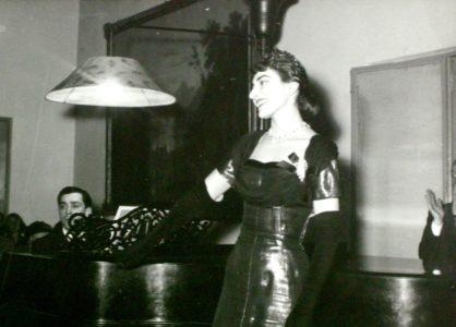 Dall'oblio torna alla luce un concerto napoletano di Maria Callas