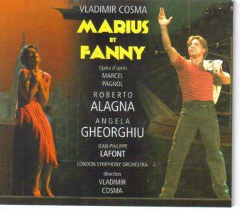 """""""Marius et Fanny"""" di Vladimir Cosma"""