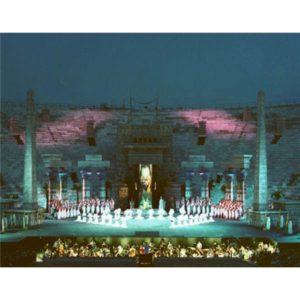 "Verona, 86° Festival Lirico:""Aida"""