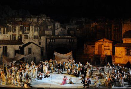 "Verona, 86° Festival Areniano:""Carmen"""