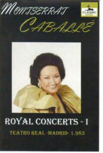 Montserrat Caballé in concerto