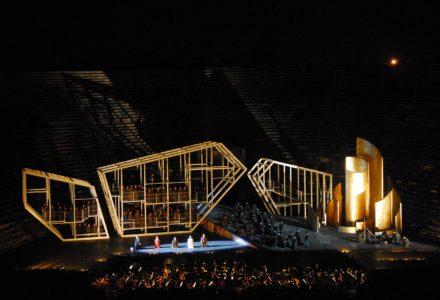 "Verona, 86° Festival Areniano: ""Nabucco"""
