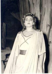"""Maria Callas """"Norma"""" a Trieste nel 1953"""