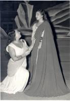 Elena Nicolai e Maria Callas