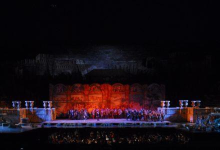 """Arena di Verona 2008:""""Rigoletto"""""""