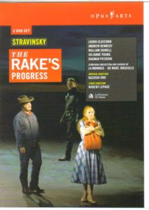 "Igor Stravinsky (1882-1972):""The rake's progress"""