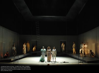 "Venezia, Teatro Malibran:""La virtù de' strali d'amore"""