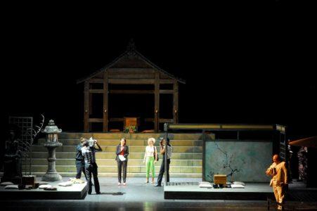 """Verona, Teatro Filarmonico: """"Il maestro di Go"""""""