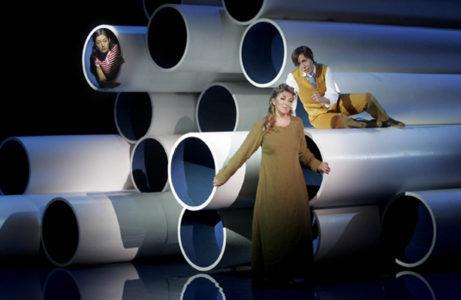 """Pesaro, Rossini Opera Festival 2007: """"La gazza ladra"""""""