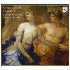 "Giulio Caccini (1551-1618):""L'Euridice"""