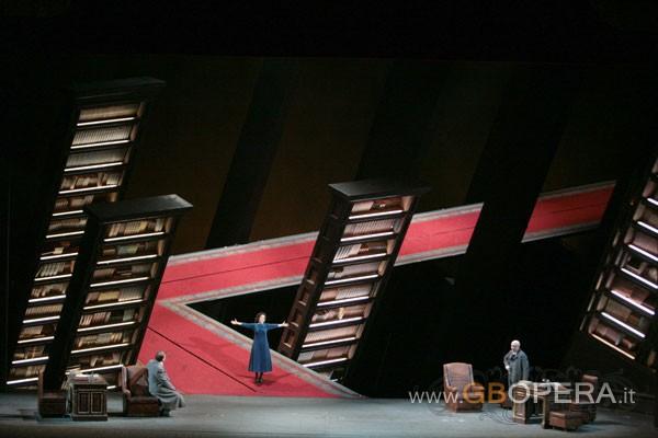 """Milano, Teatro alla Scala: """"L'Affare Makropulos"""""""