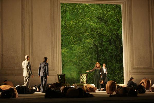 """""""Alcina"""" al Teatro alla Scala"""