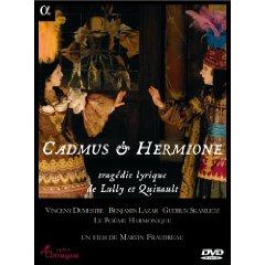 """Jean-Baptiste Lully (1632-1687):""""Cadmus et Hermione"""",""""Le Burgeois Gentilhomme"""""""