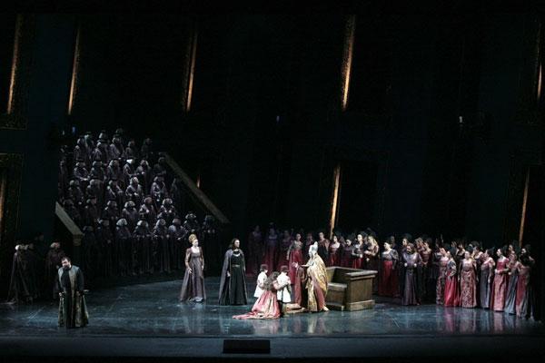 """I Due Foscari"" al Teatro alla Scala"