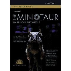 "Harrison Bertwistle (n.1934):""The Minotaur"""