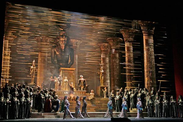 """Milano, Teatro alla Scala: torna """"Aida"""""""