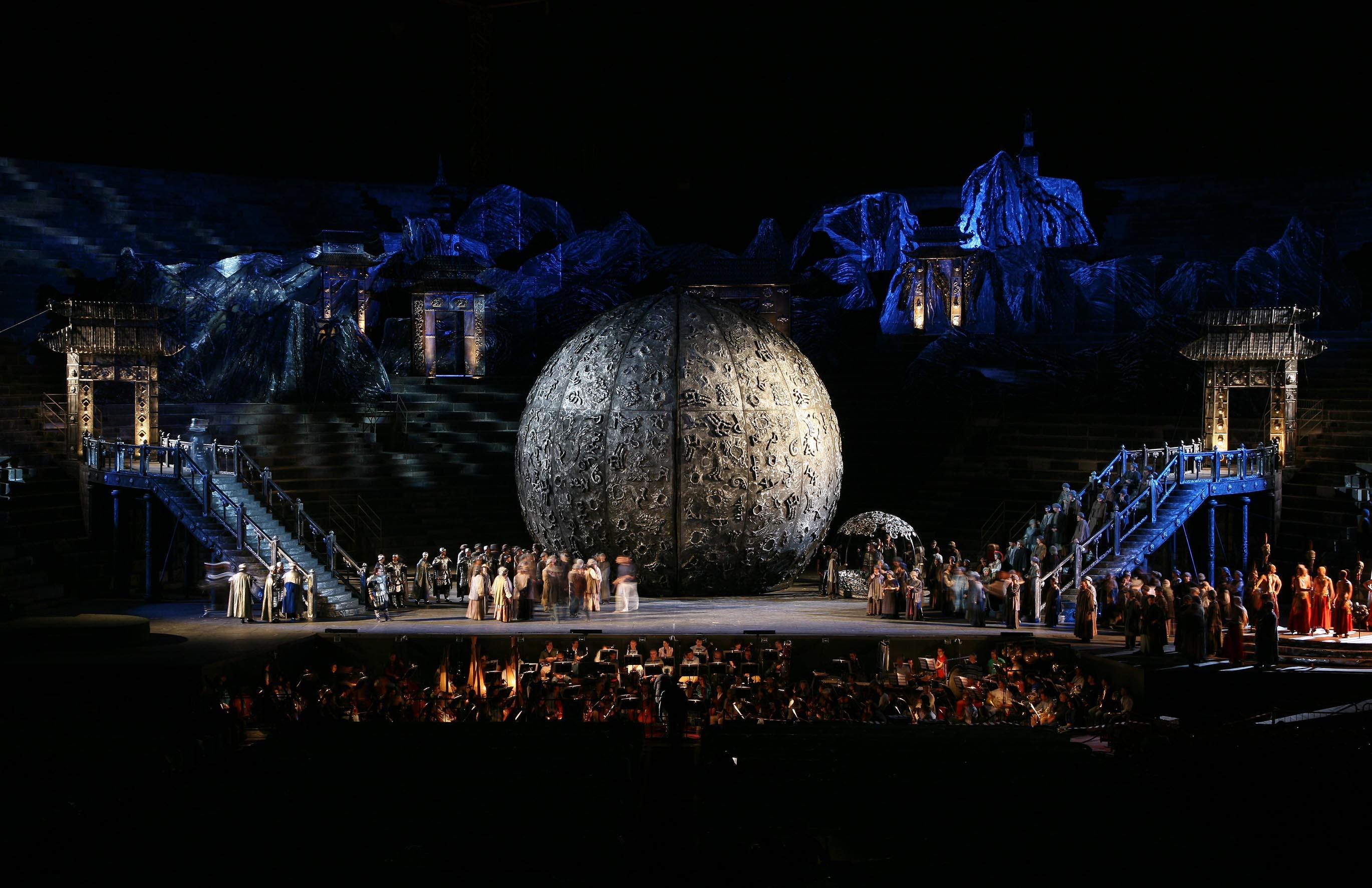 "Arena di Verona Opera Festival 2009: ""Turandot"""