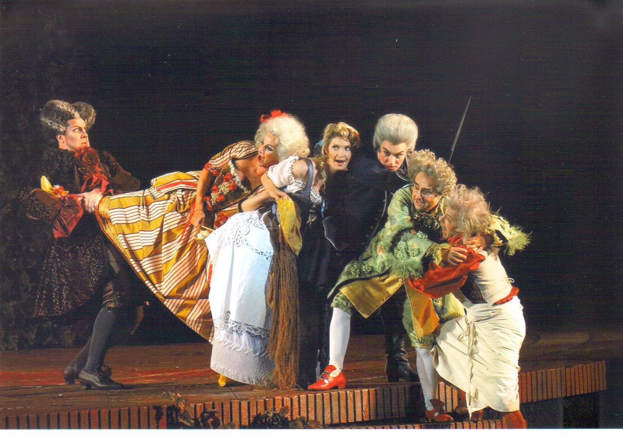 """Arena di Verona Opera Festival 2009: """"Il Barbiere di Siviglia"""""""