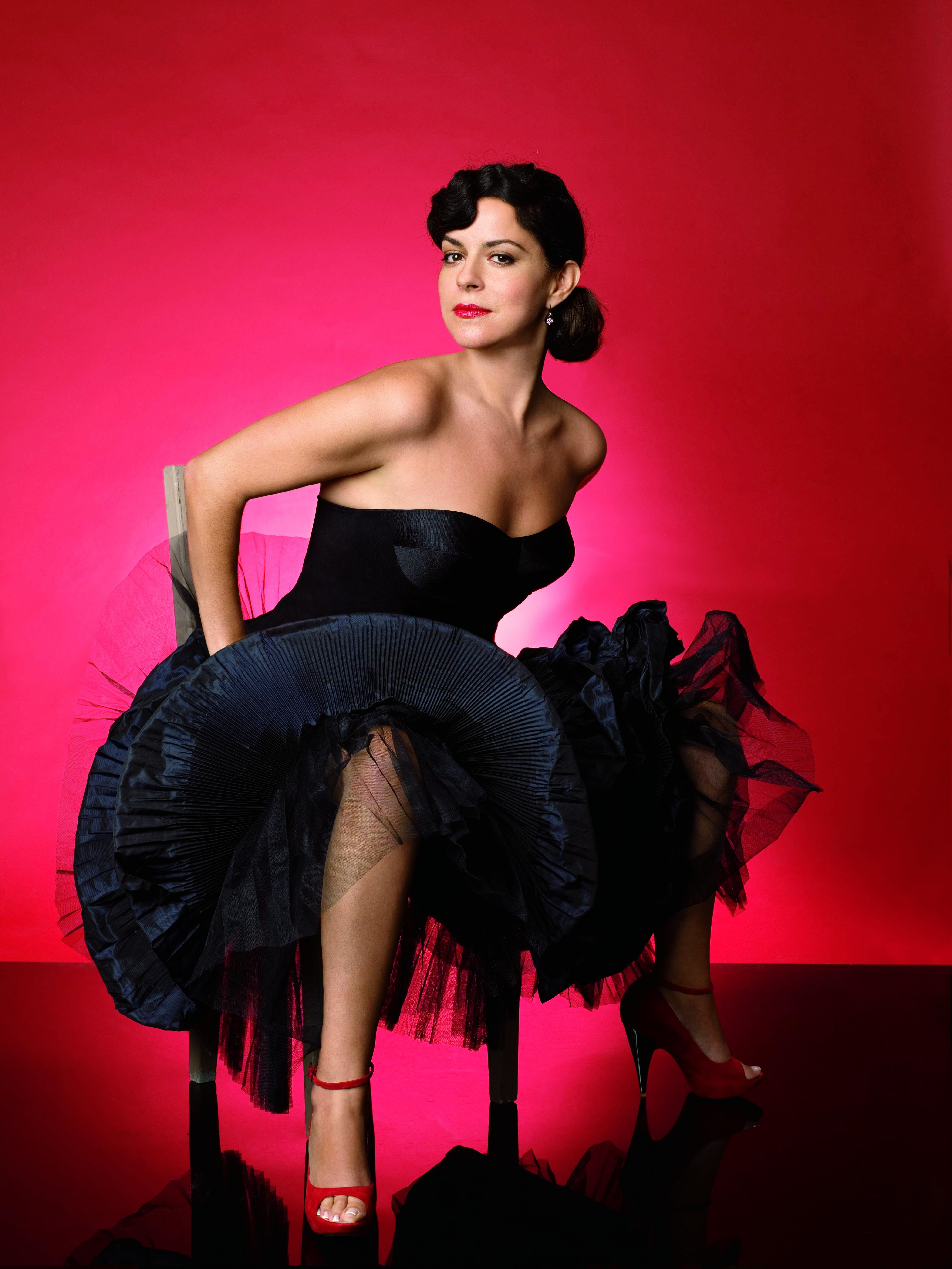 """""""Senza trucco!""""…Nancy Fabiola Herrera"""