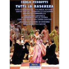 "Carlo Pedrotti (1817-1893):""Tutti in Maschera"""