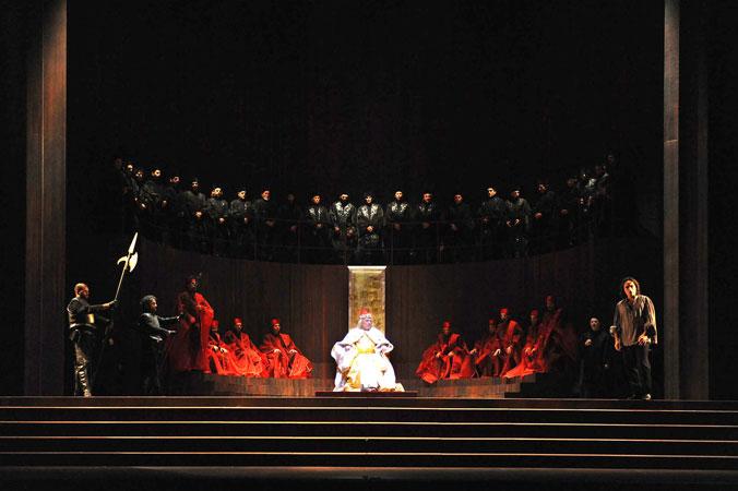"""I due Foscari"" al Teatro Regio di Parma"