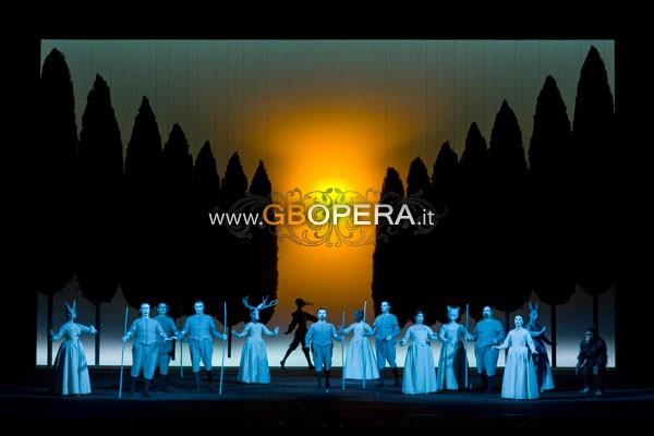 """Milano, Teatro alla Scala: """"L'Orfeo"""" di Monteverdi"""
