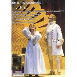 "Umberto Giordano (1867-1948):""Il Re"""