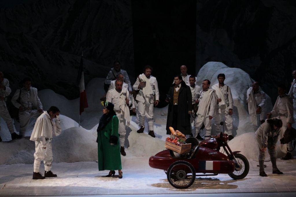 """Cremona, Teatro Ponchielli: """"La figlia del reggimento"""""""