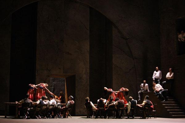 """Milano, Teatro alla Scala: """"Carmen"""""""