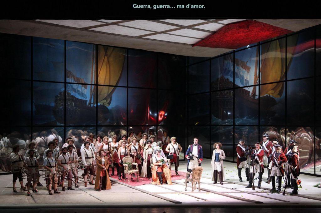 """Verona, Teatro Filarmonico: """"Il mondo alla rovescia"""""""