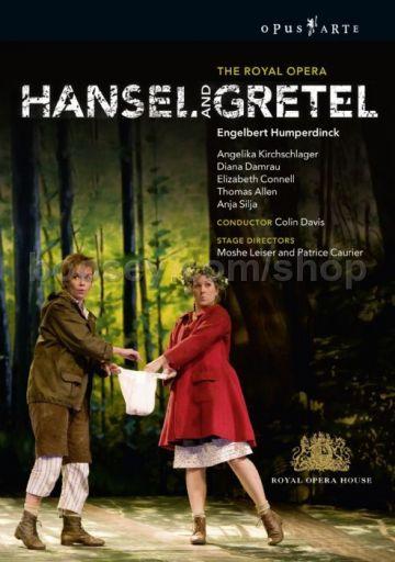 """Engelbert Humperdinck (1854-1921):""""Hansel und Gretel"""""""