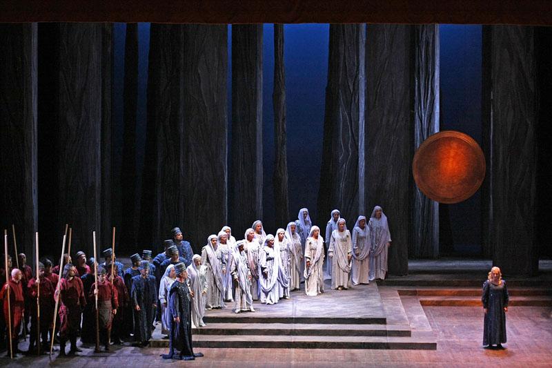 "Pavia, Teatro Fraschini: ""Norma"""