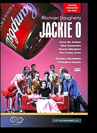 """Michael Daugherty (n.1954):""""Jackie O"""""""
