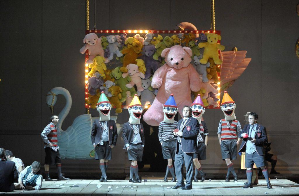 """""""Manon Lescaut"""" apre la stagione 2010 della Fenice"""