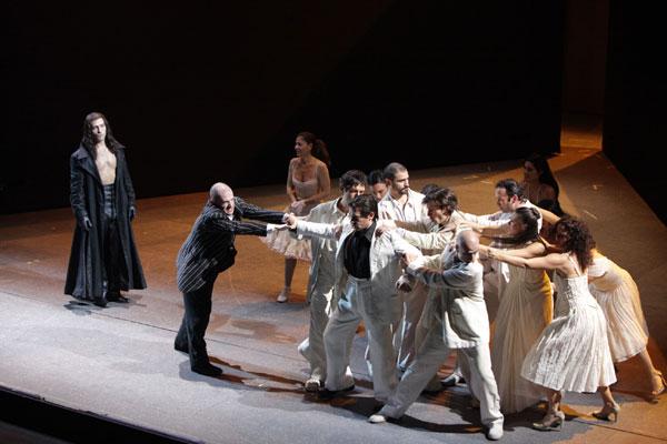"""""""Don Giovanni"""" al Teatro alla Scala"""