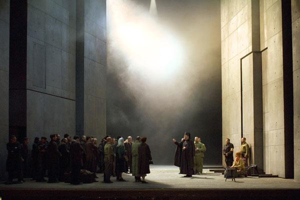 """""""Da una casa di morti"""" al Teatro alla Scala"""