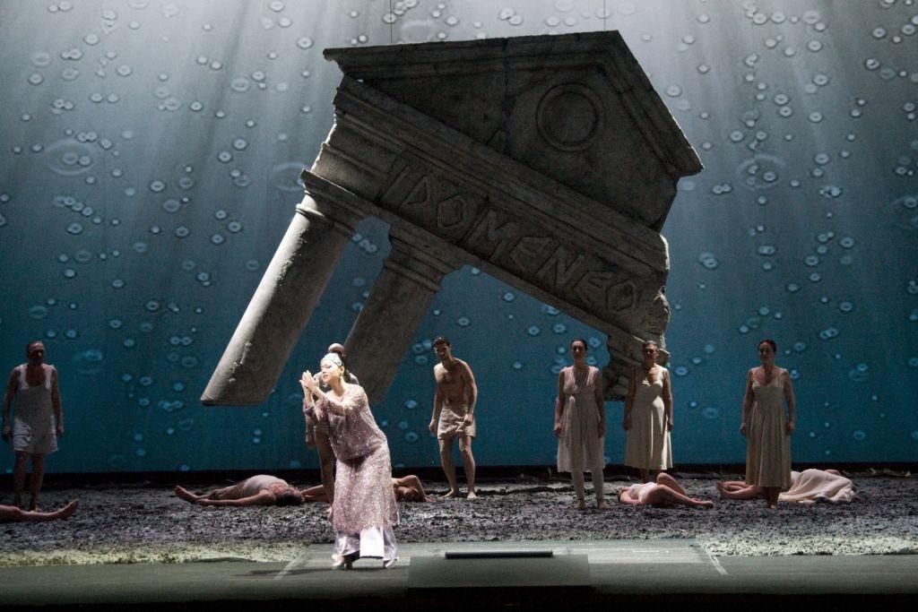 """""""Idomeneo"""" al Teatro Comunale di Bologna"""