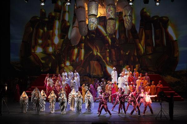 """""""Tannhäuser"""" al Teatro alla Scala di Milano"""