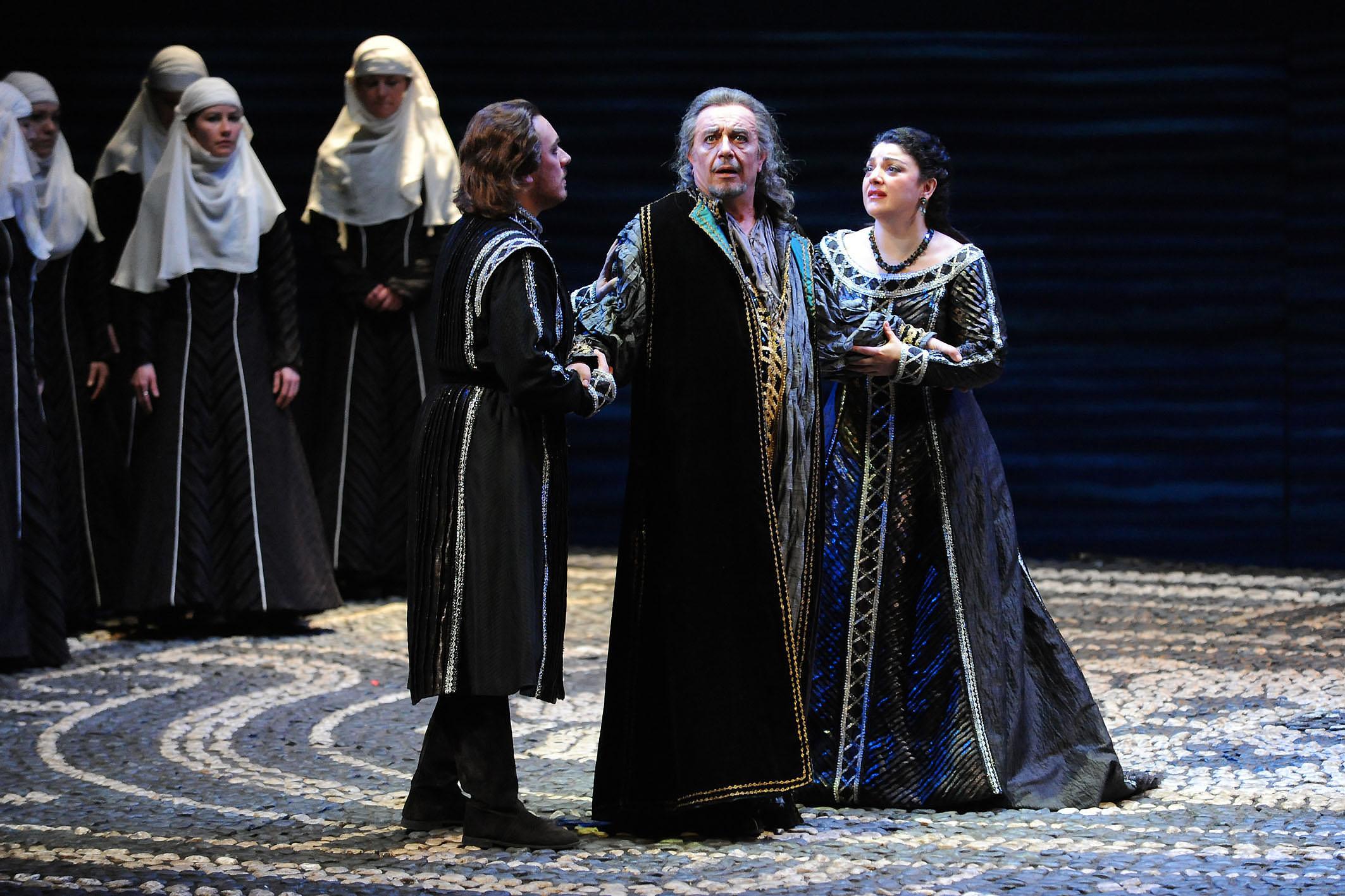 """Simon Boccanegra"" al Teatro Regio di Parma"