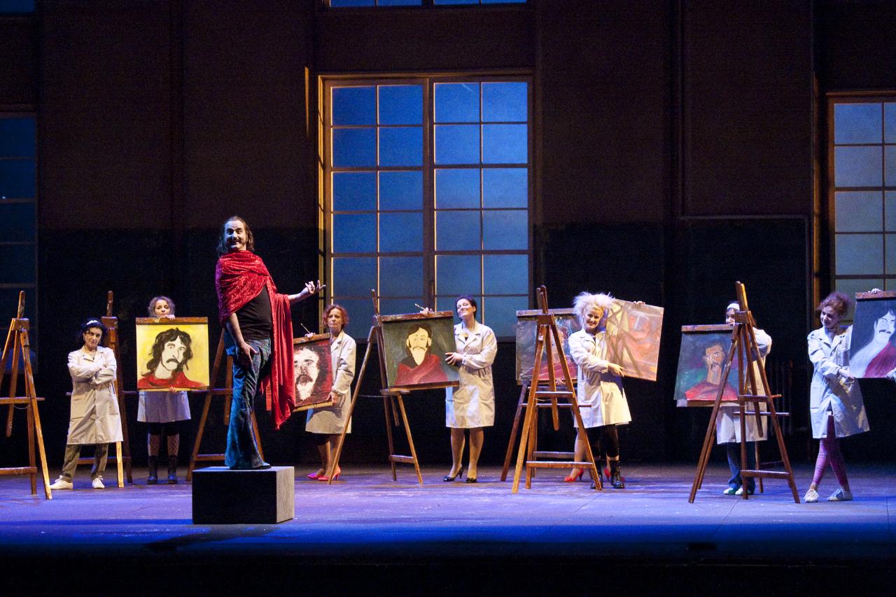 """""""L'elisir d'amore"""" al Teatro Comunale di Bologna"""