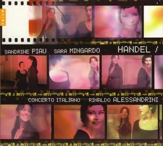 Sandrine Piau, Sara Mingardo:Duetti handeliani
