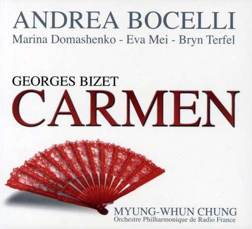"Andrea Bocelli in ""Carmen"" e ""Andrea Chénier"""
