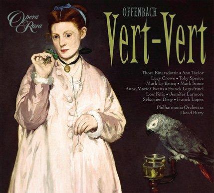 """Jacques Offenbach (1819-1880):""""Vert-Vert"""""""