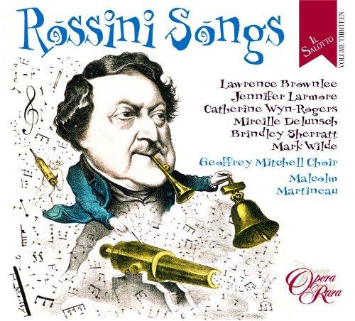 "Gioachino Rossini (1792-1868):""Songs"""