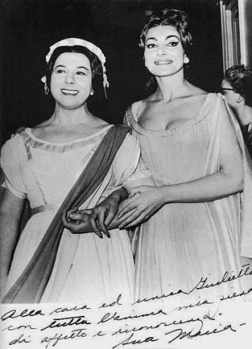 Maria e Giulietta