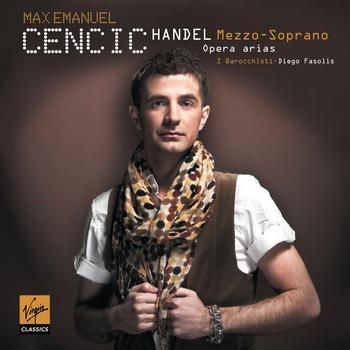 """Max Emanuel Cencic:""""Handel Mezzo-soprano"""""""