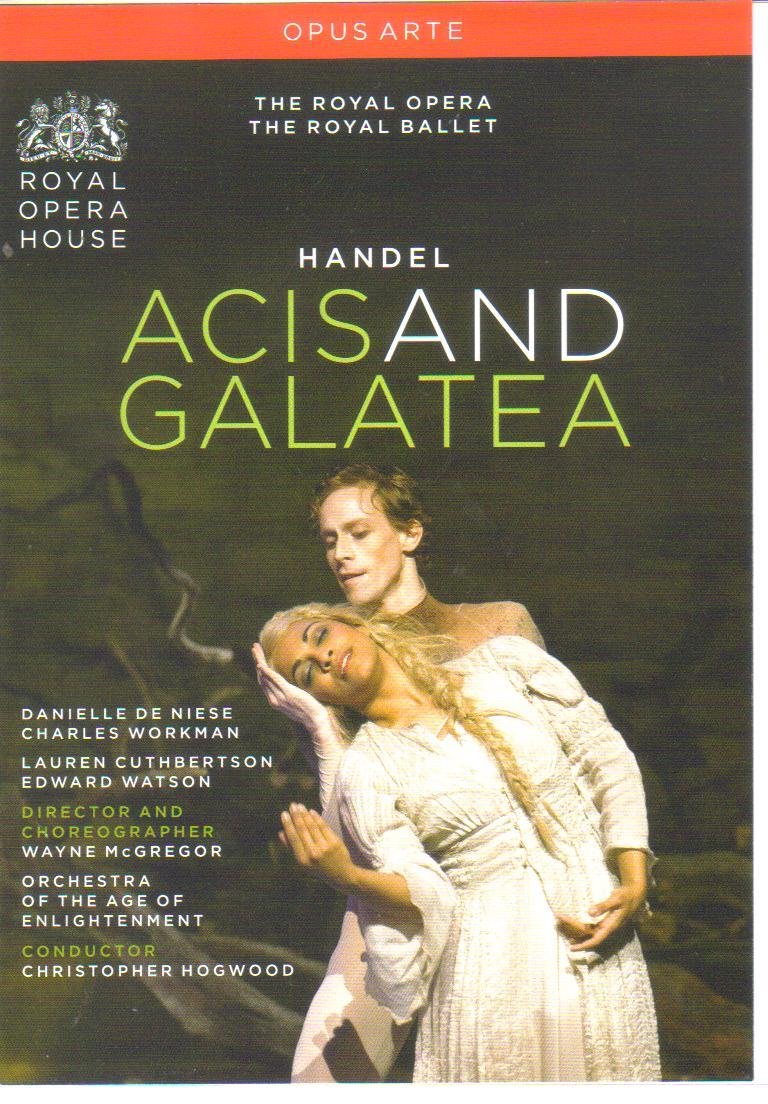"Georg Friedrich Händel (1685 – 1759) ""Acis and Galatea"" (Aci e Galatea)"