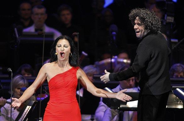 "Gustavo Dudamel dirige ""Carmen"" a Los Angeles"